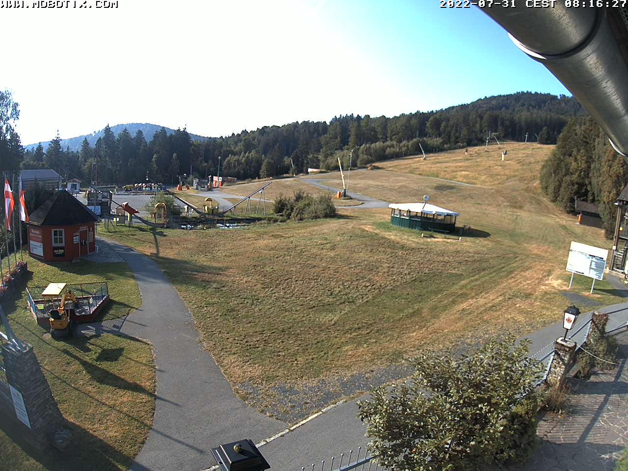 Webcam Talstation Hohenbogen