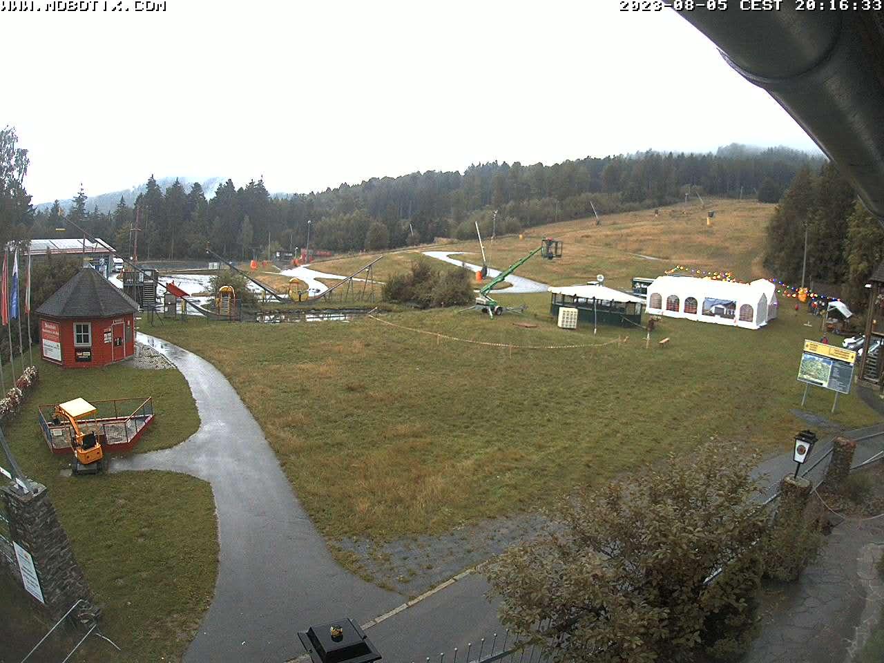 Webcam Skigebiet Neukirchen-Hohenbogen cam 2 - Bayerischer Wald